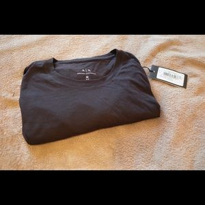 Armani Exchange Basic Long Sleeve Tee